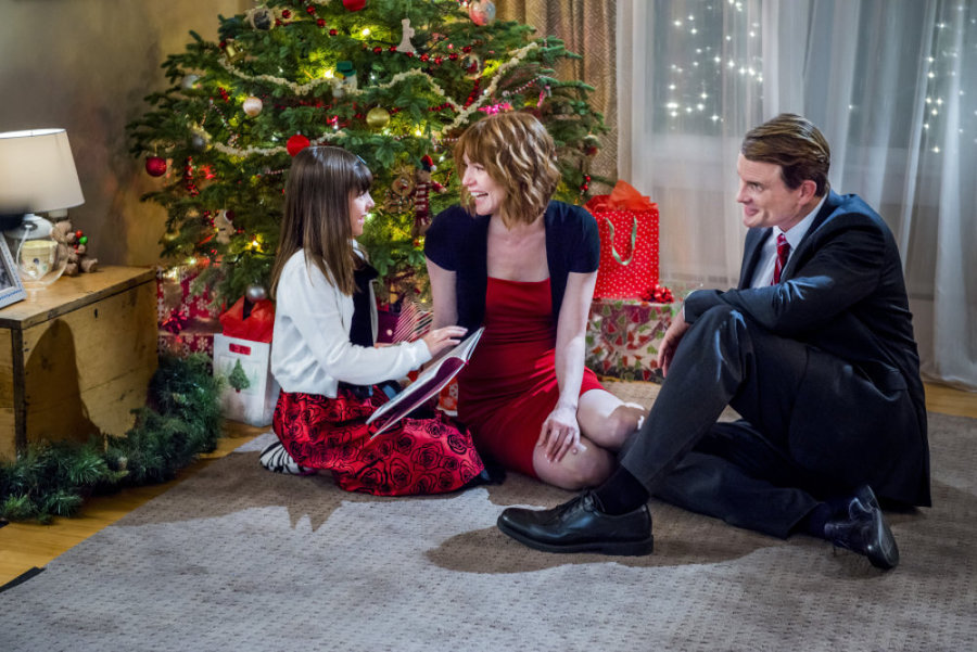 Cast Christmas At Cartwrights Hallmark Channel