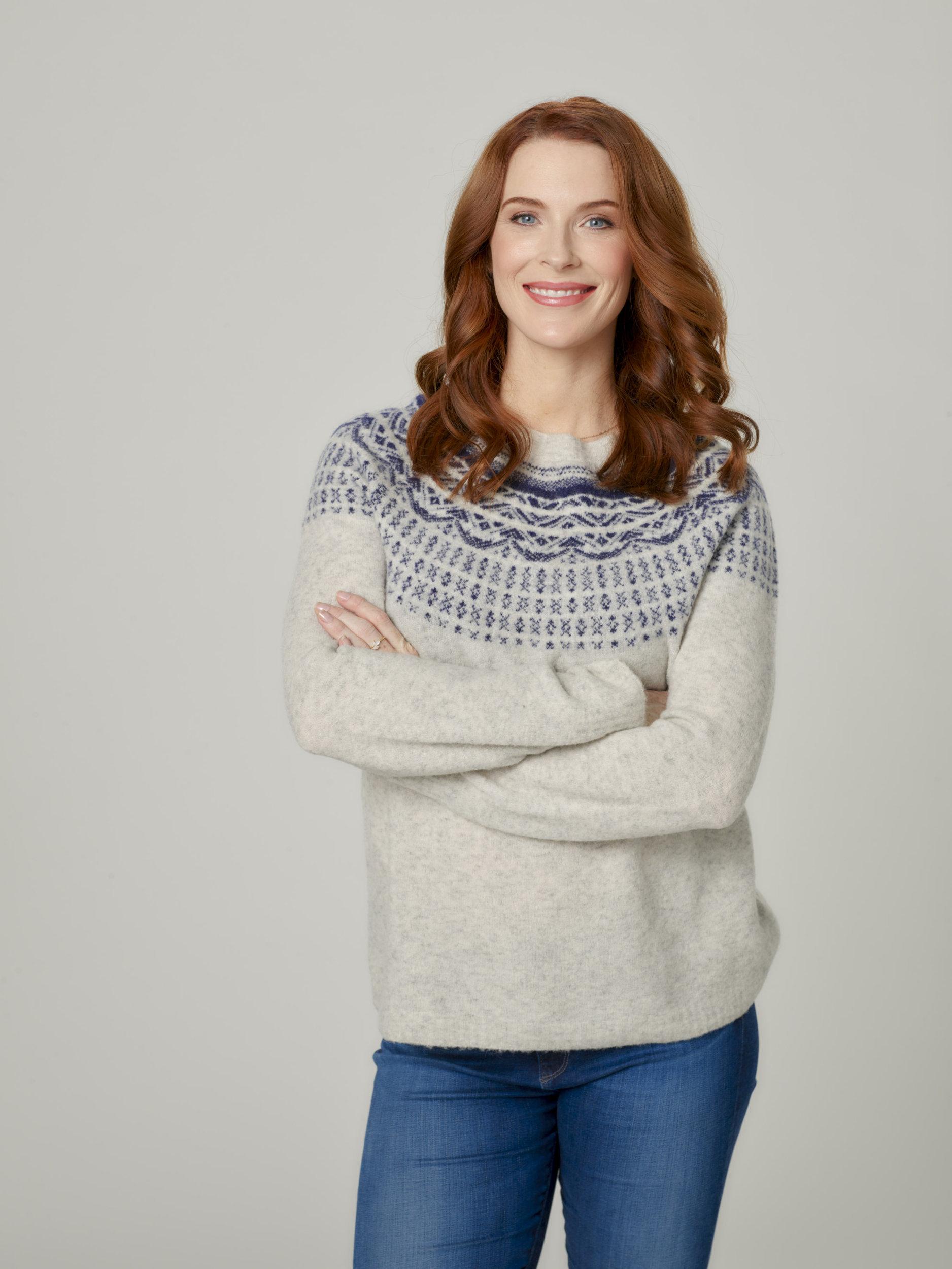 Bridget Regan On Christmas Getaway Hallmark Channel