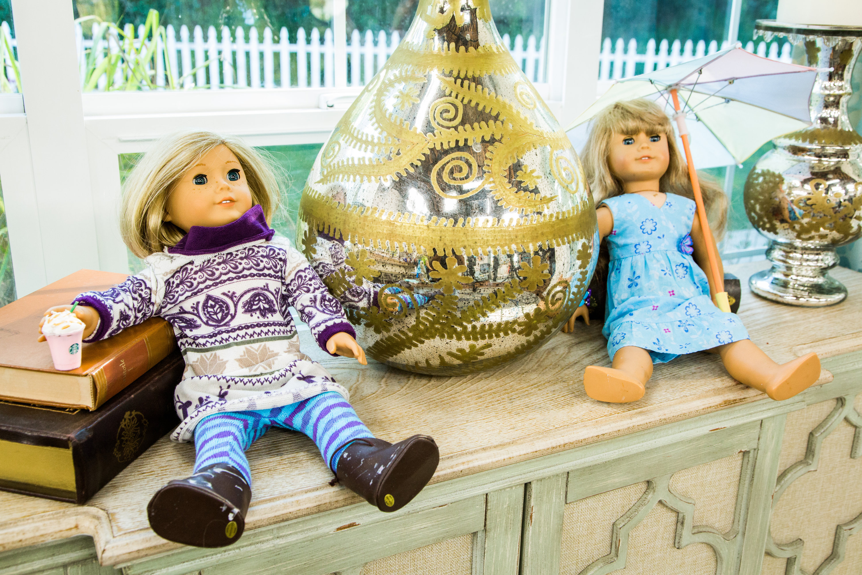 How To DIY American Girl Doll Accessories Home