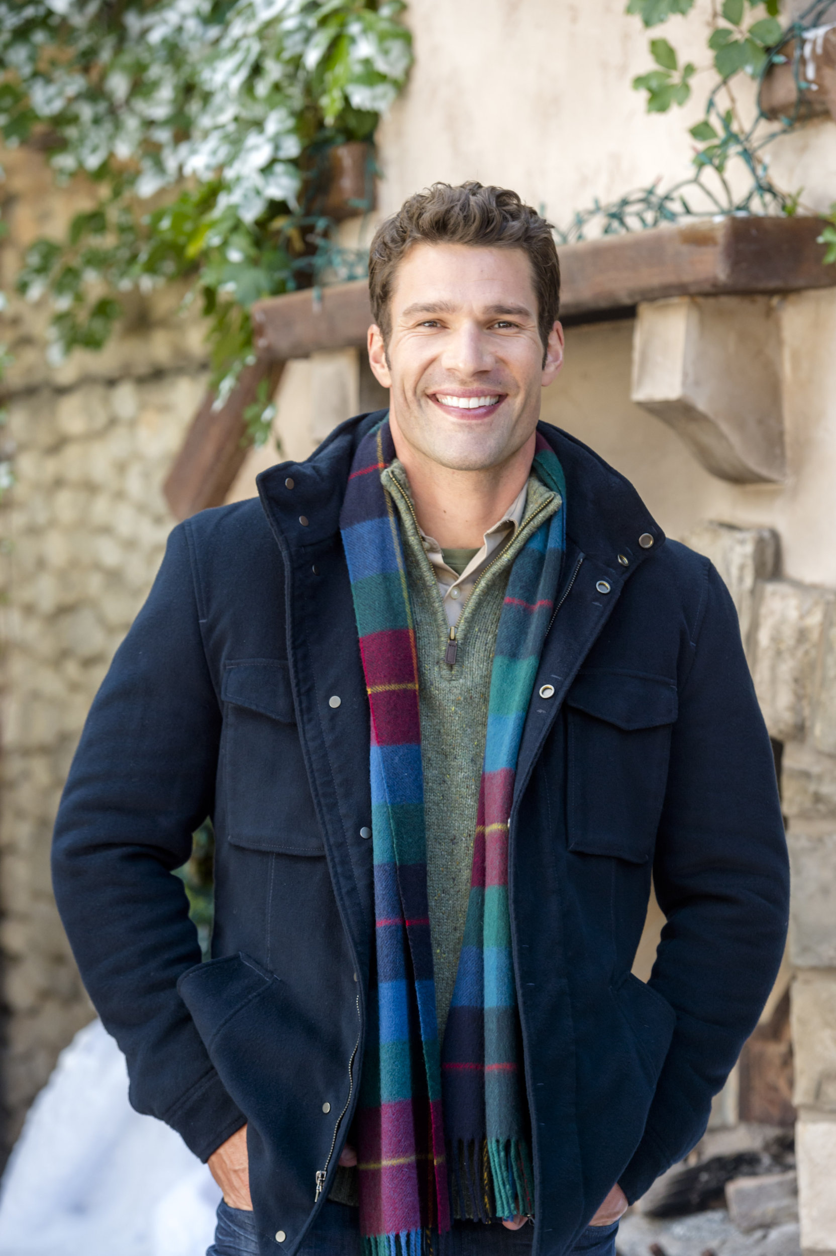 Aaron OConnell On My Christmas Love Hallmark Channel