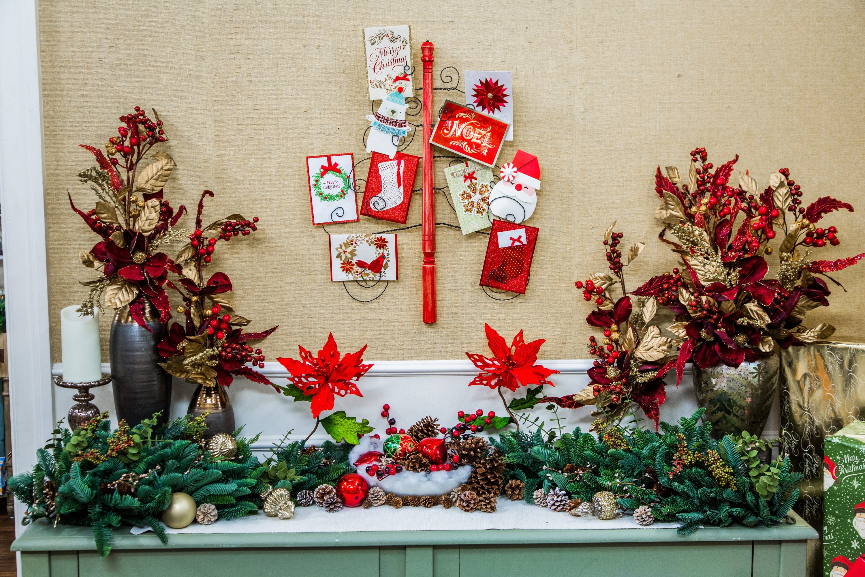How To DIY Christmas Card Tree Hallmark Channel