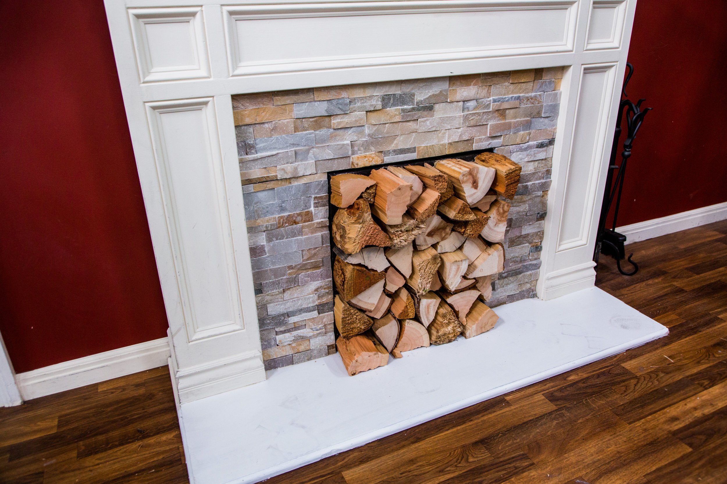Decorative Fireplace Cover Home Amp Family Hallmark Channel
