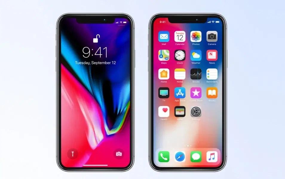 iPhone X Mockup – Affinity Designer
