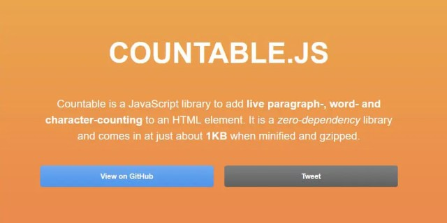 Countable js