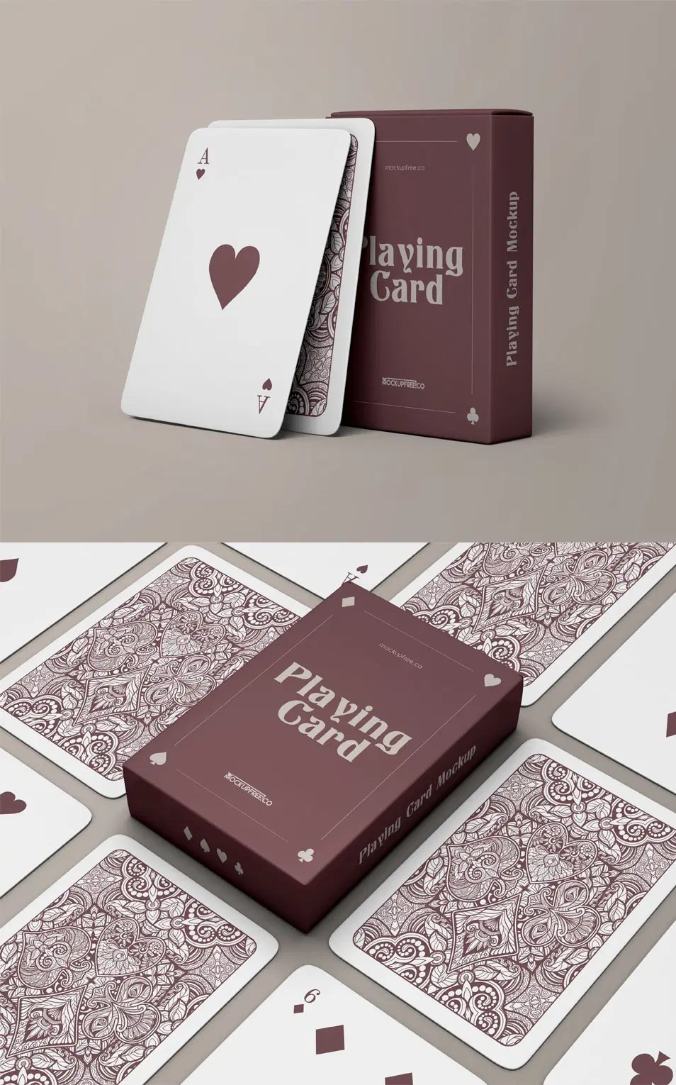 This product is available for purchase only on yellow images. Playing Cards Free Psd Mockups Css Author