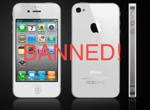 White Iphone 4 The Banned Promo Video Humor Cult Of Mac