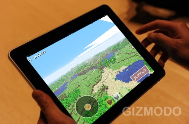 Minecraft Pocket Edition Will Launch As Android Exclusive But What About IPhone Cult Of Mac