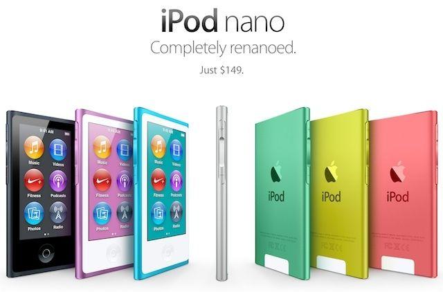 2 6th Nano Generation 1 Ipod Apple Version