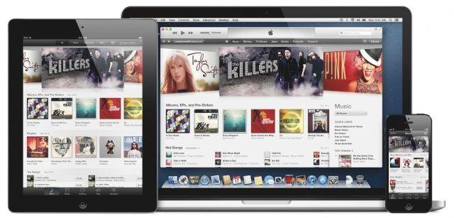 iTunes-Store