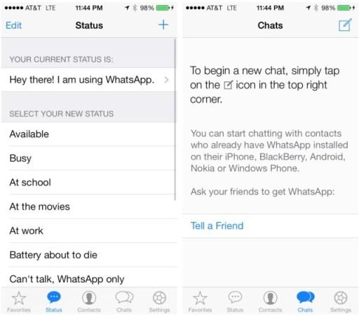 whatsapp showmetech