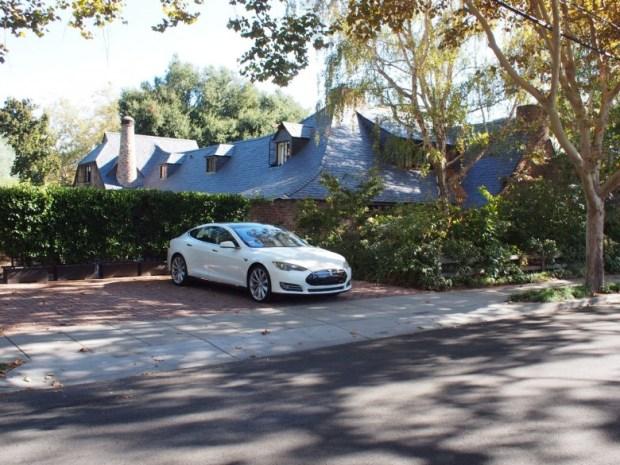 Steve Job's house in Palo Alto. Photo: Leander Kahney/Cult of Mac