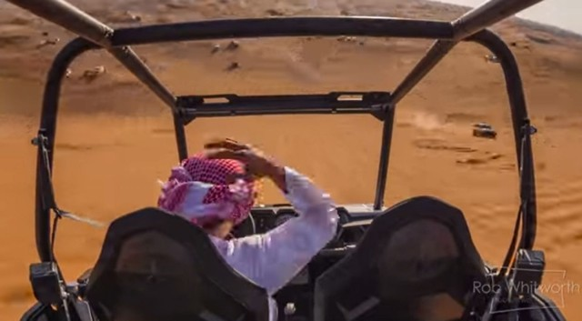 From Rob Whitworth's Dubai Flow Motion. Photo: Rob Whitworth/YouTube