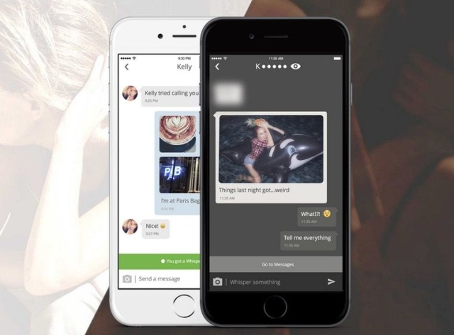 You can replace iMessage and Snapchat with Bittorrent's new app. Photo: Bittorrent