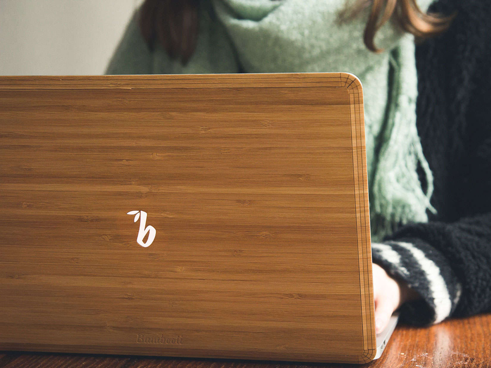 These Wooden Skins Are A Natural Fit For Your MacBook