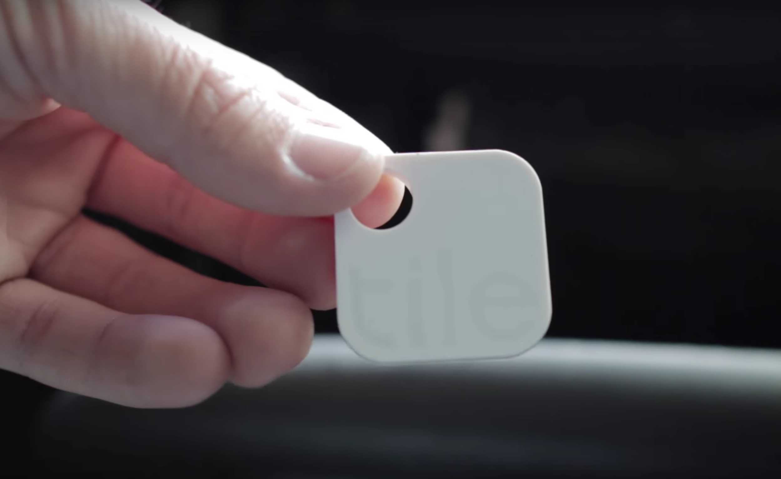 never lose your car again with tile