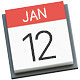 January 12: today, Apple hi iPod brings Apple profits to new heights