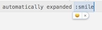 emoji expansion