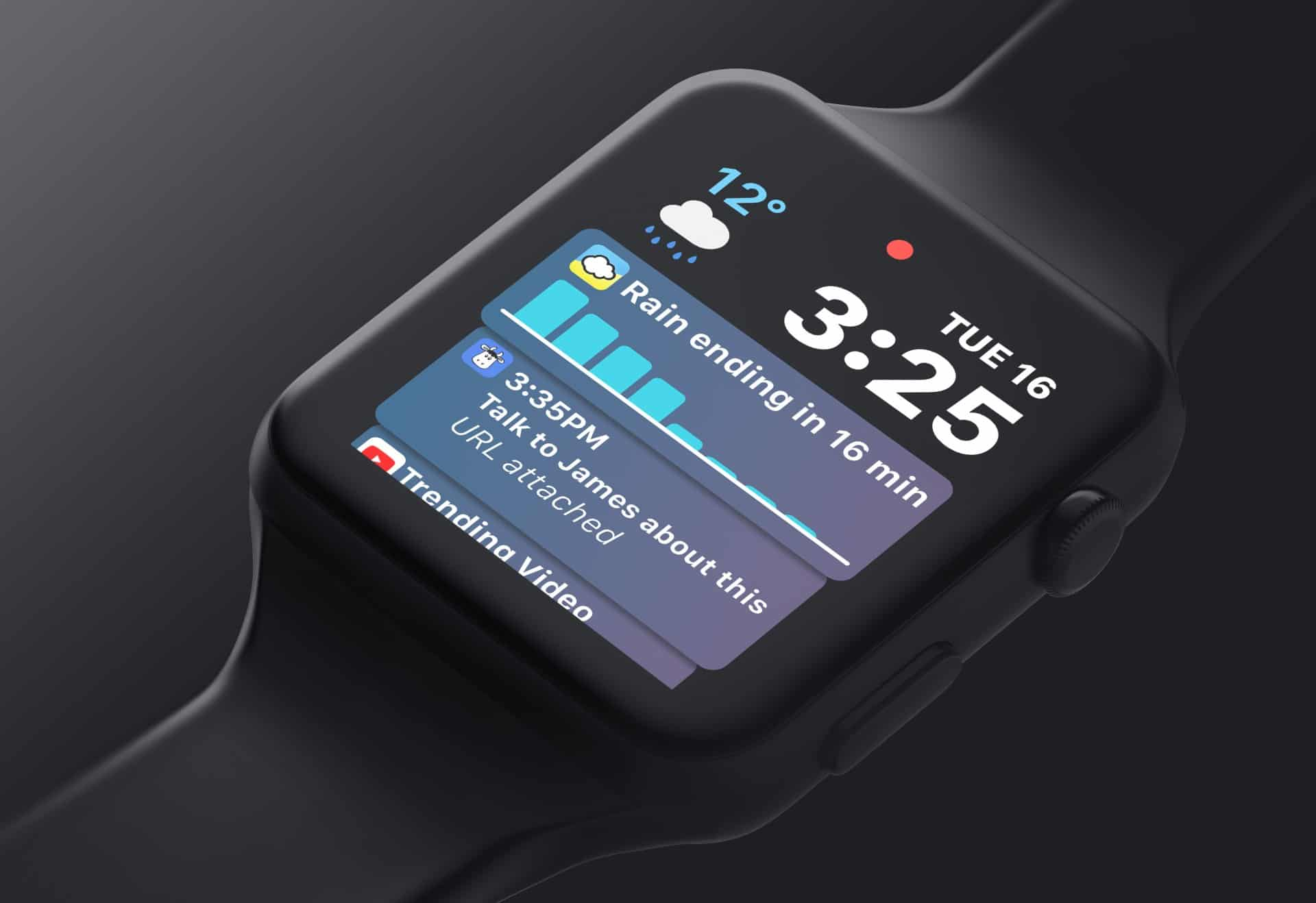 WatchOS 5 Concept Brings Extra Info To Apple Watch Cult
