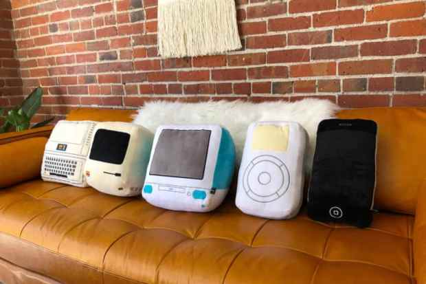 Apple pillows