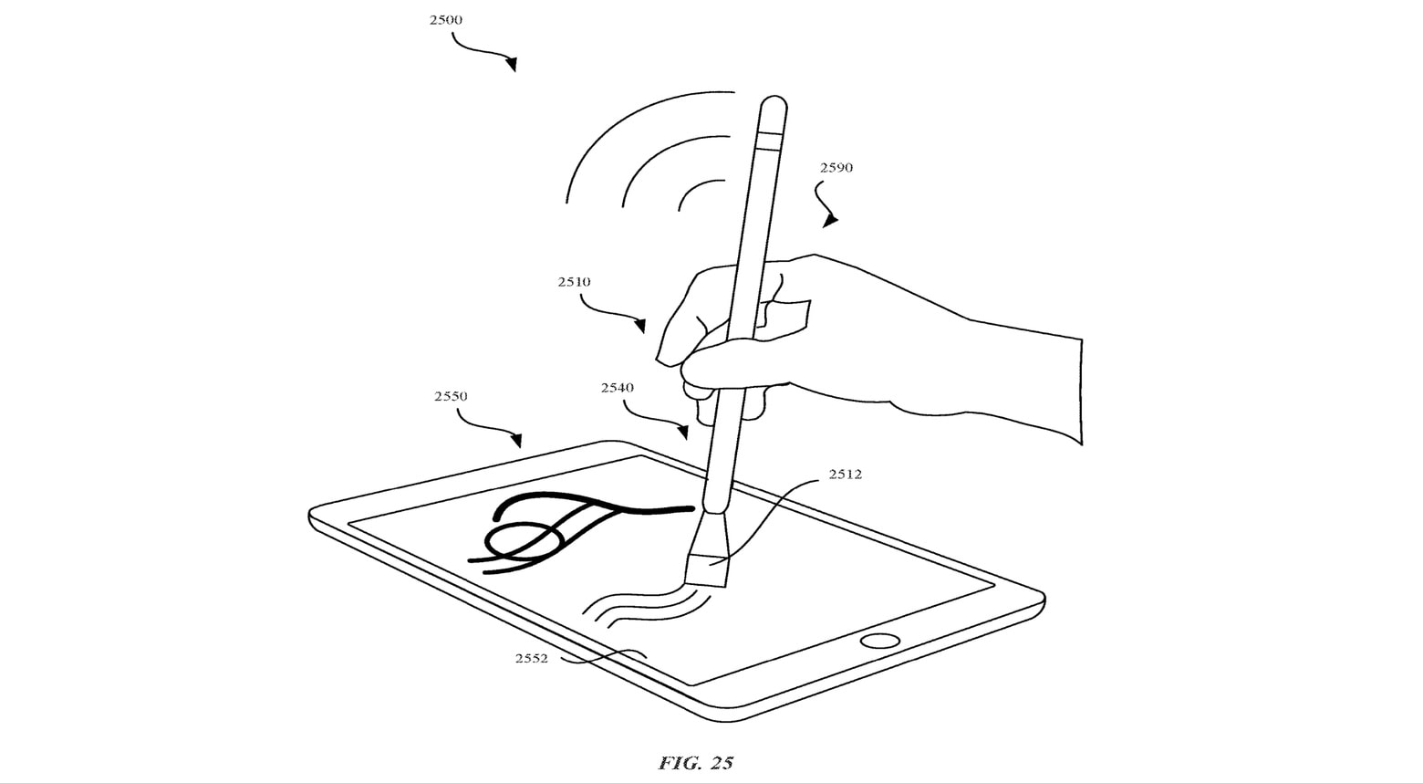 Apple Pencil Could Be Joined By Apple Paintbrush