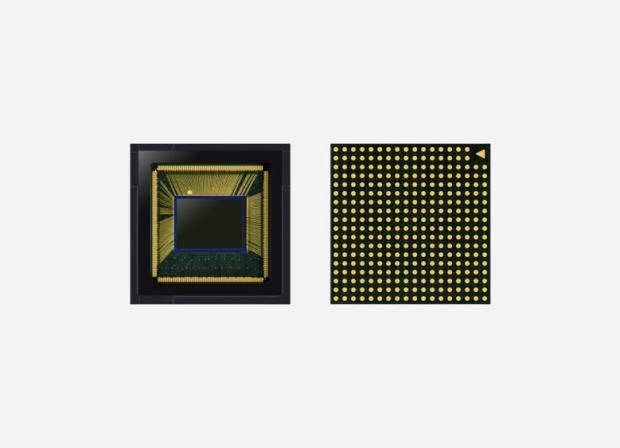Samsung 64-Mp smartphone camera sensor