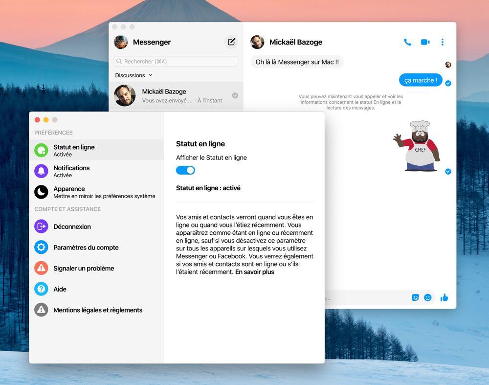 Facebook Messenger has a brand-new app for Mac