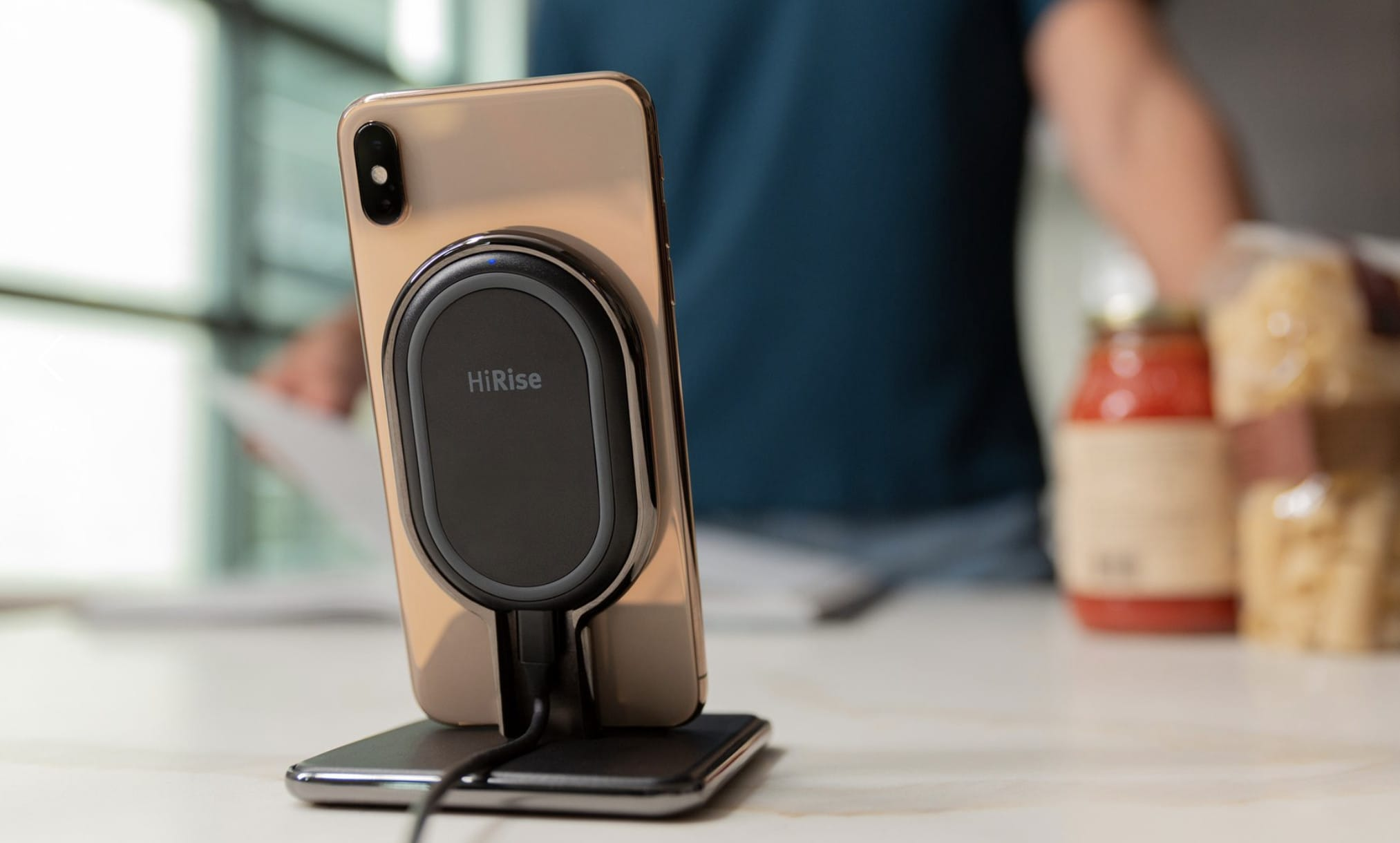 Save  on Twelve South's brilliant HiRise Wireless charger for iPhone