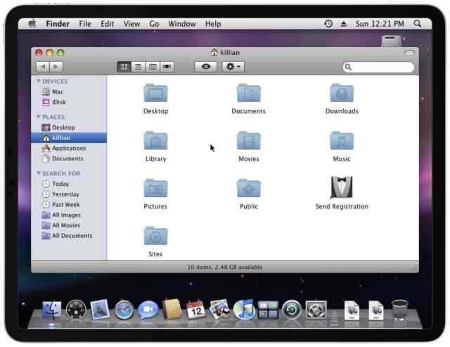 Cómo ejecutar Mac OS X en iPhone o iPad