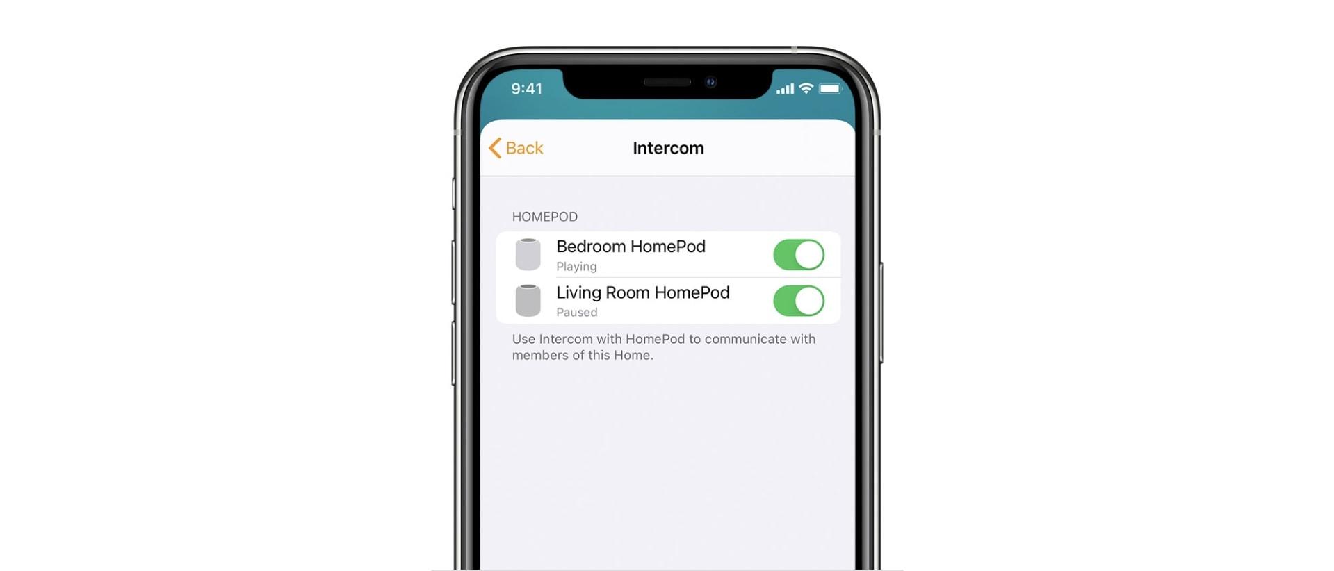 How to use Intercom