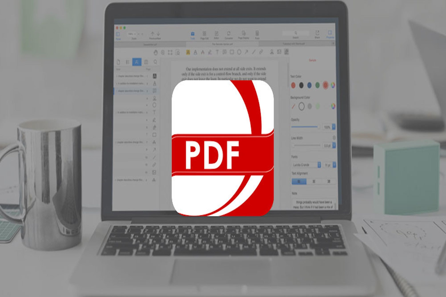 Up your Mac's document editing skills with this top-rated PDF editor, now 33% off