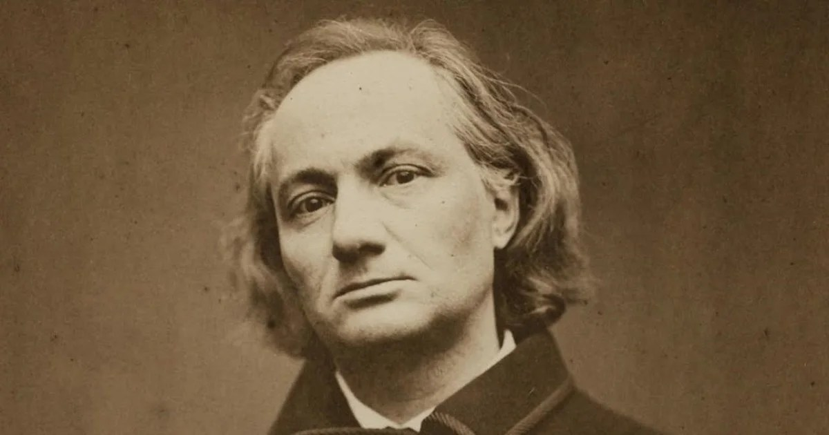 Charles Baudelaire Foto. CulturaGenial