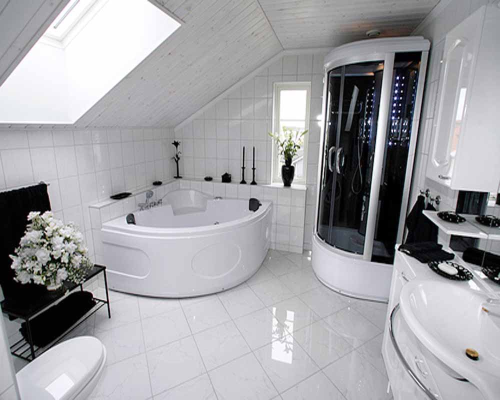 Indian Bathroom Interior Designs Decobizz - Cute Homes ...