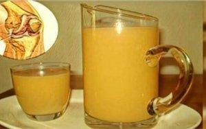 A melhor bebida para fortalecer os joelhos e reconstruir a cartilagem e os ligamentos!