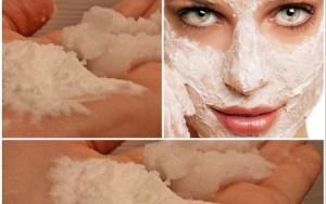 Esta é a forma certa de usar óleo de coco e bicarbonato no rosto para ficar anos mais jovem!