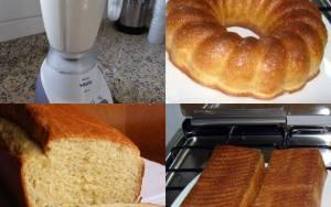 Esse Pão de Liquidificador é uma receita antiga da minha casa, é um sucesso e todo mundo ama! Fácil de fazer, econômico, fofinho e fica uma delícia!