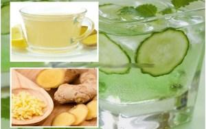 Uma bebida caseira simples para perder barriga e peso, está fazendo muito sucesso!