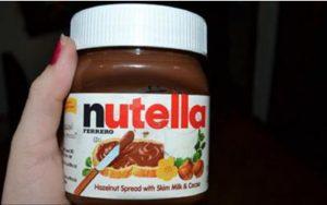Supermercados retiram Nutella das prateleiras sob suspeita de causar câncer!