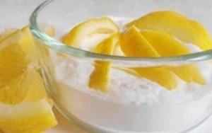 Limão e bicarbonato – mistura perfeita para perder peso e desinchar rápido