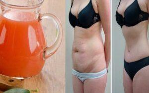 Receita de Suco Detox Para Eliminar 8 kg em 7 Dias