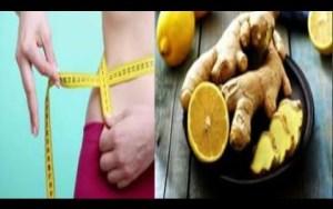 Gengibre com limão emagrece: união milagrosa faz chapar barriga