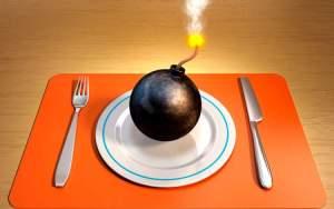 Top  17 alimentos cancerígenos que estão na sua mesa