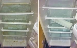 Limpar a geladeira: 3 maneiras naturais!