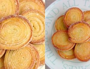 Você vai adorar esses biscoitos caseiros crocantes de philadelphia e baunilha!