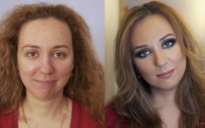 O boticário resolve maquiar mulheres no dia do divorcio, veja a reacao dos ex-maridos
