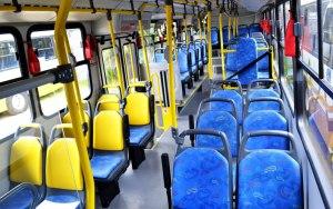 Entenda, de uma vez por todas, porque os assentos de ônibus têm estampas coloridas