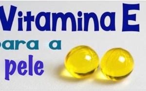 Receitas com vitamina E para embelezar a sua pele!