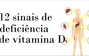 12 SINAIS DE DEFICIÊNCIA DE VITAMINA D QUE MUITOS IGNORAM - INCLUSIVE VOCÊ!