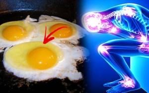 O que acontece quando você come 3 ovos inteiros, todos os dias. Você vai se surpreender com os resultados!!!