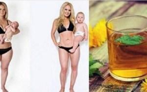 Elimine rapidamente a gordura da barriga com apenas 1 copo desta bebida