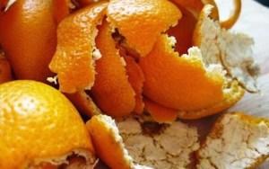 Depois de saber disto, você nunca mais vai jogar a casca de laranja fora